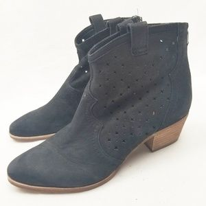 Sam Edelman Shoes - Sam Edelman Reynolds Western Block Heel Bootie